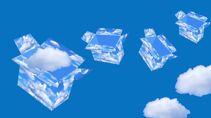 data as a service cloud