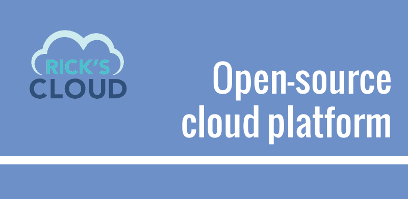 open-source cloud platform